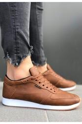 Pabucmarketi - Pabucmarketi Erkek Günlük Ayakkabı 002 Taba