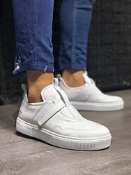 Pabucmarketi - Pabucmarketi Erkek Günlük Ayakkabı 333 Beyaz